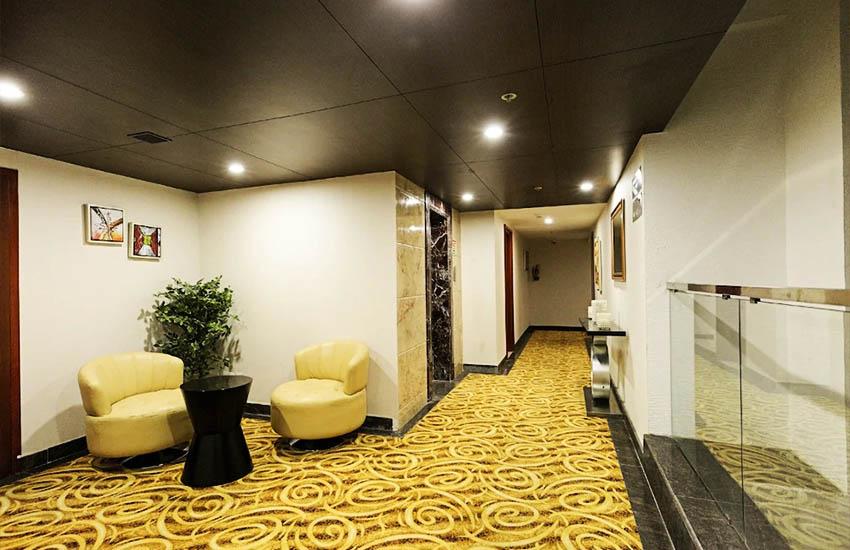 Corridor hotel southern comfort